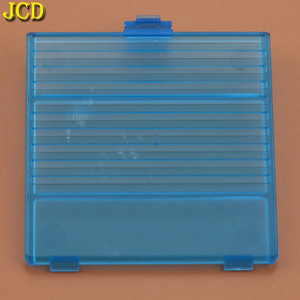Image 4 - JCD 1pcs For Nintend Game Boy Battery Cover Case Lid Door Replacement for GB console battery Back door cover
