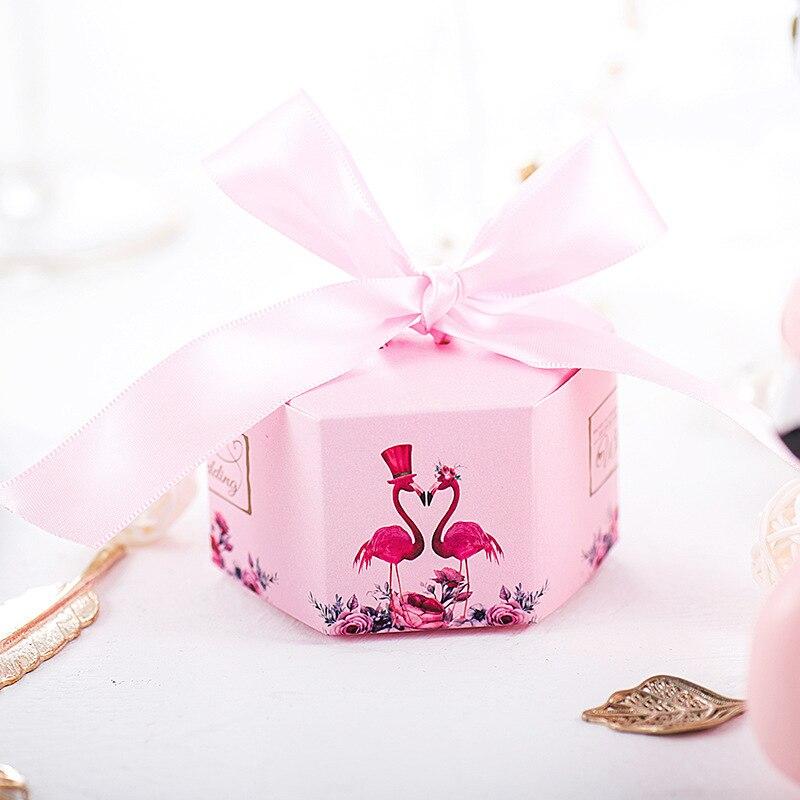 Boîtes à bonbons faveurs de mariage boîte-cadeau d'amour doux pour les invités décoration de fête d'anniversaire fournisseurs avec boîte de cadeaux