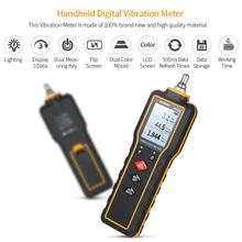 Vibration-Meter SNDWAY SW-65A Digital Handheld Portable