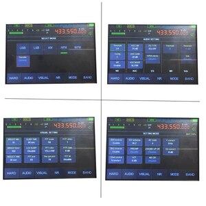 Image 5 - New 50KHz 2GHz Malachite DSP SDR Receiver Malahit SDR Shortwave Radio Receiver Aluminum Alloy Shell
