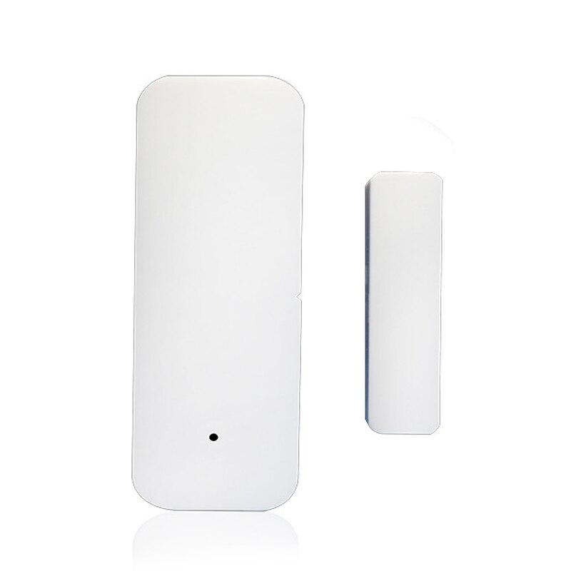 SHGO HOT-Tuya Smart WiFi Door Sensor Door Open / Closed Detectors Compatible Works With Alexa Google Home IFTTT Tuya APP