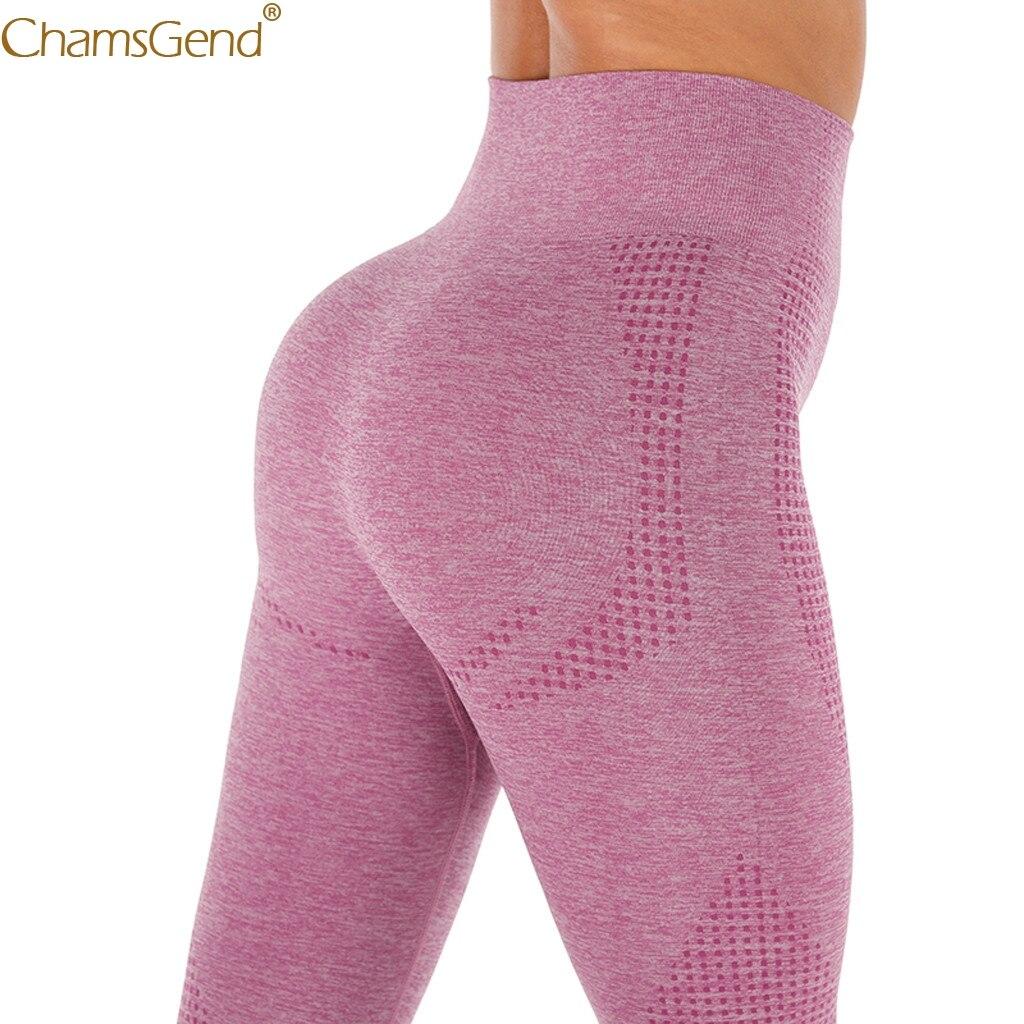 High Waisted Yoga Pants Gym Seamless Leggings Exercise Tights Women Pant Gym Leggings Fitness Yoga Running Sports Clothing    09 1