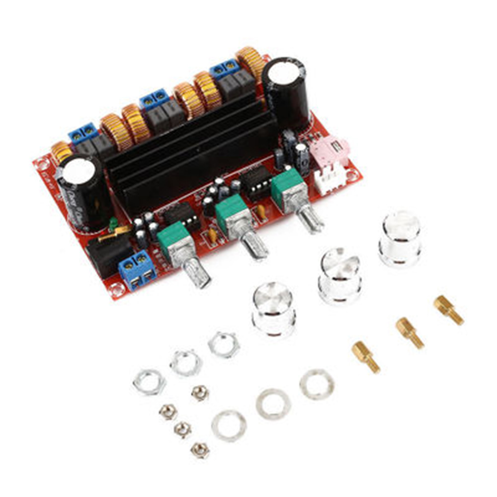 12-24V TPA3116D2 2x50 W + 100W 2,1 Kanal Digitale Subwoofer Power Verstärker Bord digital verstärker chips