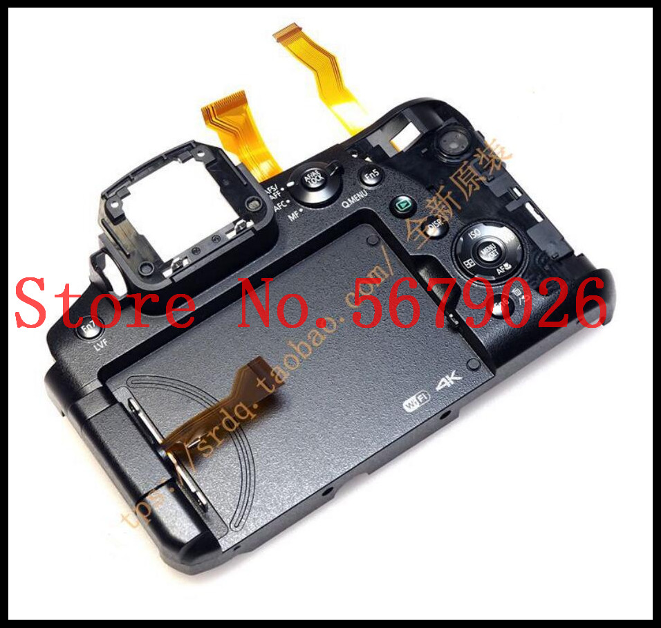 Repair Parts For Panasonic Lumix DC-GH5 GH5 LCD Display Screen Hinge Cable Assy
