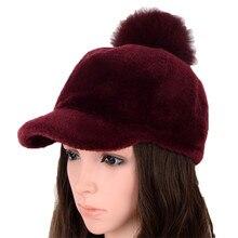 Женские шапки из стриженной овечей шерсти, вязаные шапки, меховые женские зимние шапки, русская модная шапка, шапка для женщин, Повседневная шапка