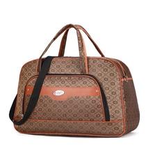 Waterproof Large Capacity Women's Travel Bag Weekend Big Duffle Bags Female Fashion Multifunctional Hand Luggage Shoulder Bag
