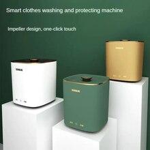 Mini Portable Washing Machine Laundry Automatic Dormitory Travel Underwear Washing Machine Special for Washing Socks Machine