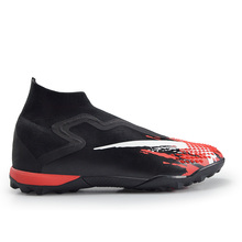 Shoes Football-Boots Soccer-Wear Wholesale Cheap High-Ankle Fashion Men