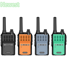 цена на BAOFENG  mini portable handheld walkies talkie BF-E90 Two Way Radio Ham Intercom E90 Walkie Talkie