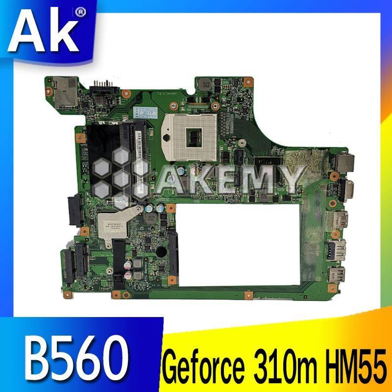 48 4jw06 011 For Lenovo V560 B560 Motherboard Hm55 Ddr3 Geforce 310m 100 Tested Intact Motherboards Aliexpress