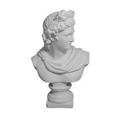 Apollo popiersie Adelos mitologia grecka rękodzieło z żywicy biuro Hotel salon dekoracja prezent M4434