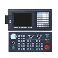SZGH 2 Axis Lathe & Turnning CNC controller with new English control panel ARM+DSP+FPGA usb cnc complete kit
