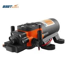 35PSI 12V deniz su pompası diyafram kendinden emişli pompa tekne aksesuarları duş tuvalet su transferi Motor RV Caravan için