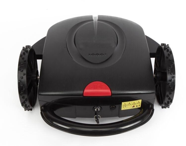 Controle remoto automático do cortador de grama do robô dos aparelhos eletrodomésticos com ce e rosh aprovado, bateria do li-íon, automóvel recarregado
