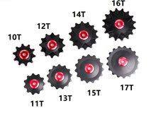 Полный велосипедный жокей 10T 11T 12T 13T 14T 15T 16T велосипедный задний переключатель передач CNC из полимера