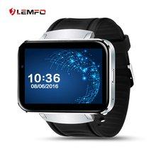 LEM4 Android Smart Watch Phone 512MB 4GB 900mAh Battery 0.3W Camera GPS WiFi SIM MP4 3G Smartwatch 2.2 Inch Smart Watches dehwsg 2017 x01 smart watch mtk 6572 dual core 1 54 screen 512mb ram 4gb rom sim card android 5 1 bluetooth 3g wifi camera gps