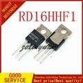 RD16HHF1 RD16HHFI 30 МГц  16 Вт TO-220 новая оригинальная замена 2SC3133 2SC1945 2SC1969