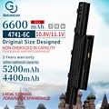Golooloo 6 細胞ノートパソコンのバッテリーエイサー熱望 AS10D31 AS10D51 AS10D61 AS10D71 AS10D75 AS10D81 V3 5741 5560 v3-771g 5560 グラム