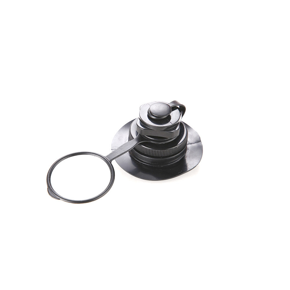 1x double seal 8-groove air valve for inflatable boat raft dinghy kayak canoe GS