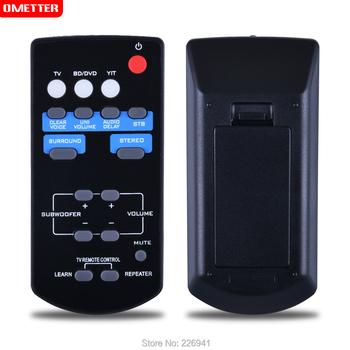 Pilot zdalnego sterowania pilot zdalnego sterowania do zdalnego sterowania dźwiękiem yamaha WY57800 YAS101BL FSR60 WY57800 ATS1010 YAS101 tanie i dobre opinie OMETTER Audio wideo odtwarzacze