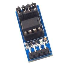 Power Supply Supply Indicator Pull-up Resistor For I2c Communication On Board At24c04 I2c Interface Eeprom Storage Module(China)