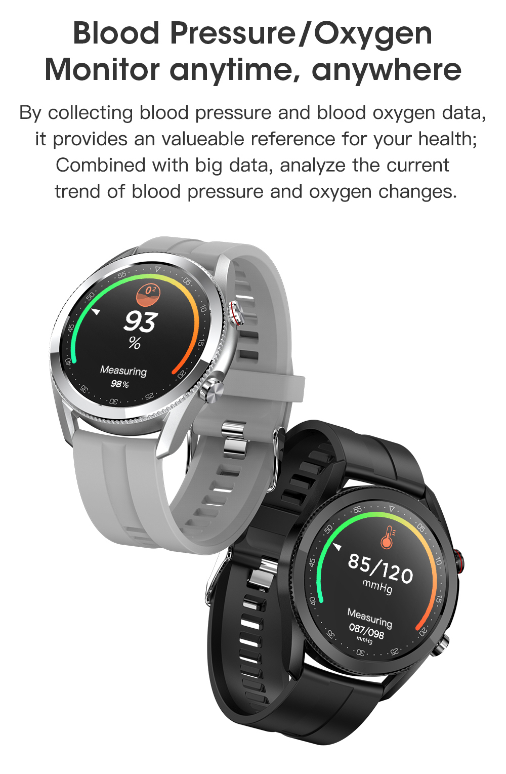 H9d98548f1621495bb1e3d686910538995 Timewolf Smart Watch Men 2021 IP68 Waterproof Android Full Touch Sports Smartwatch Bluetooth Call For Samsung Huawei Android IOS