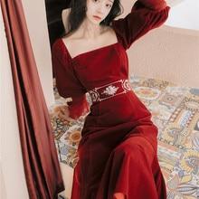 Новая модная женская одежда осеннее и зимнее платье женское платье