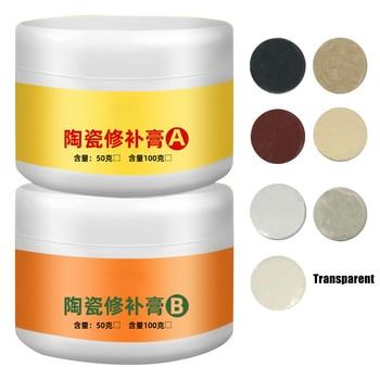Tile Repair Agent Paste Tub  White Tile Shower for Fiberglass Porcelain Ceramic Fix Crack TB Sale