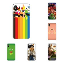 Силиконовый чехол сексуальный Miss Piggy The Muppets Show для iPod Touch Apple iPhone 11 Pro 4 4s 5 5S SE 5C 6 6S 7 8 X XR XS Plus Max(China)