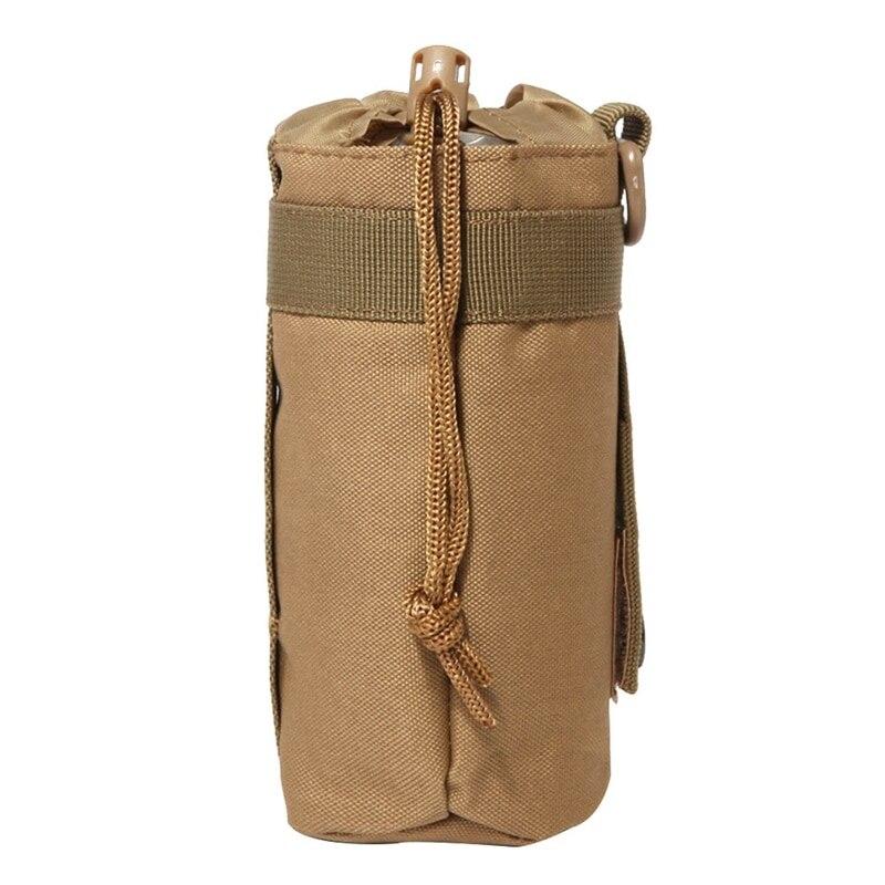 Безопасная тактическая сумка для бутылки воды военная система сумка для чайника Кемпинг Туризм Путешествия наборы для выживания