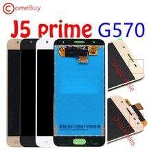 """Dla 5.0 """"SAMSUNG GALAXY J5 Prime wyświetlacz LCD ekran dotykowy dla SAMSUNG J5 Prime LCD On5 2016 G570F/DS G570M wymiana ekranu"""