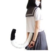 MMGG Аниме Косплей Кот хвостовик милые аксессуары ручной работы для детей взрослых