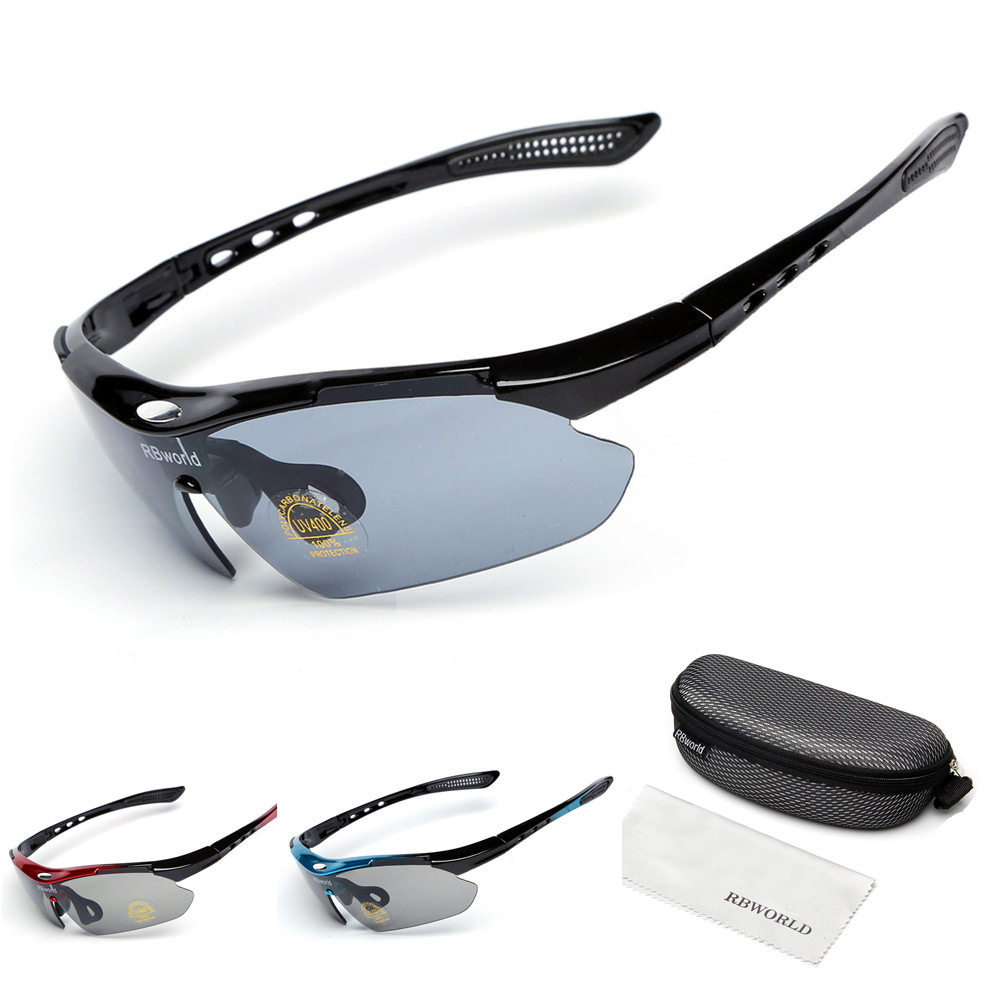 Outdoor Glasses Manufacturers Wholesale Angling Bicycle Glass Bicycle Mountain Bike Sun Glasses Men And Women Glasses For Riding