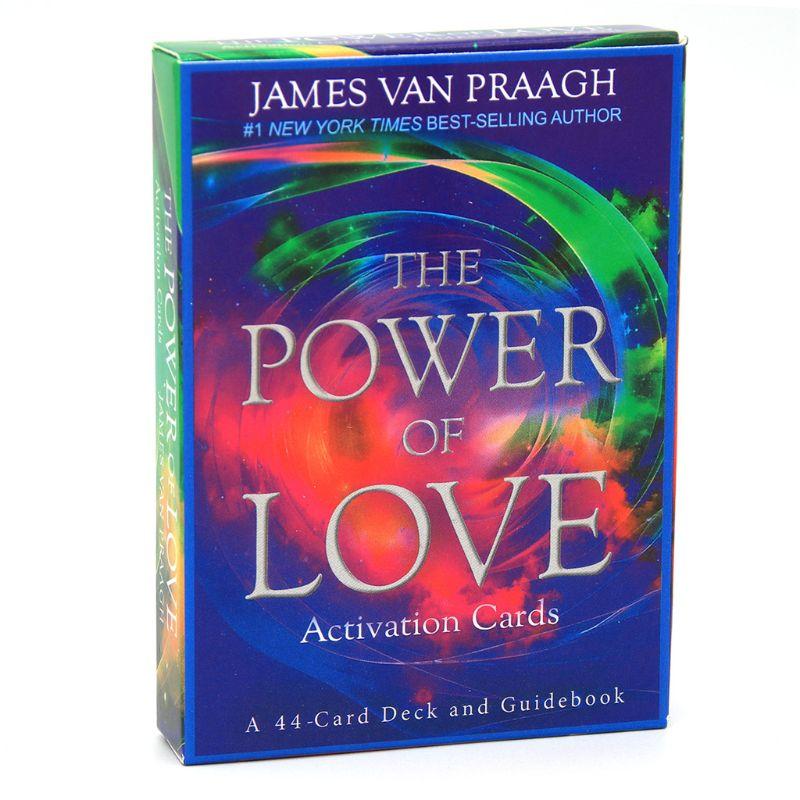 OOTDTY le pouvoir de l'activation de l'amour Tarot 44 cartes Deck Divination Oracle carte à jouer famille partie jeu de société