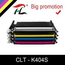 Cartouche de Toner pour imprimante Samsung, compatible avec les modèles M404S C404S C404S 404S C430W C433W C480 C480FN C480FW C480W