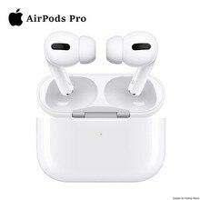 Apple Airpods Pro sans fil Bluetooth écouteur Original Air Pods Pro suppression Active du bruit avec étui de charge charge rapide