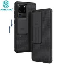Чехол для телефона Samsung Galaxy S20/S20 Plus /S20 Ultra A51 A71, защитный чехол для камеры NILLKIN, защитный чехол для объектива