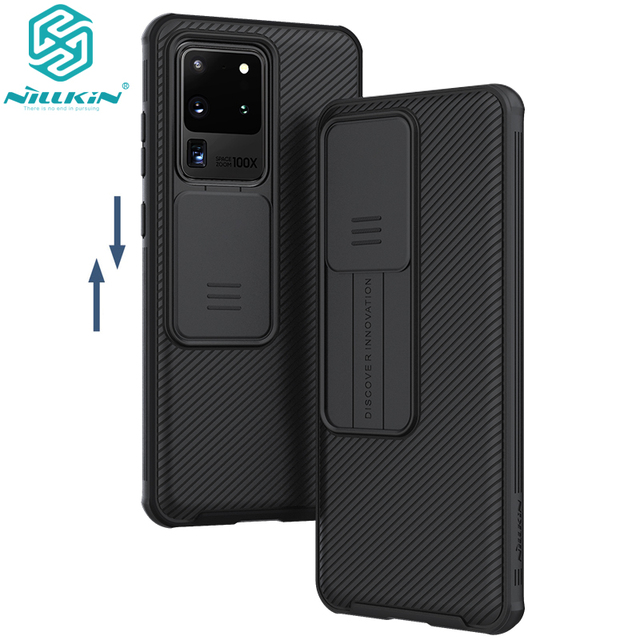 $ US $9.99 for Samsung Galaxy S20/S20 Plus /S20 Ultra A51 A71 Phone Case,NILLKIN Camera Protection Slide Protect Cover Lens Protection Case