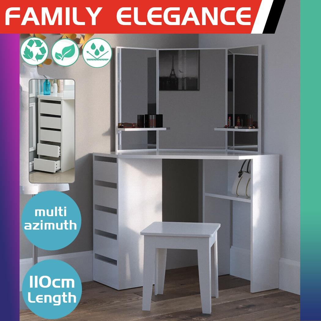 dressing table bedroom furniture makeup  toaletka vanity table kids bedroom furniture set dresser meuble en miroire modern|Dressers| |  - title=