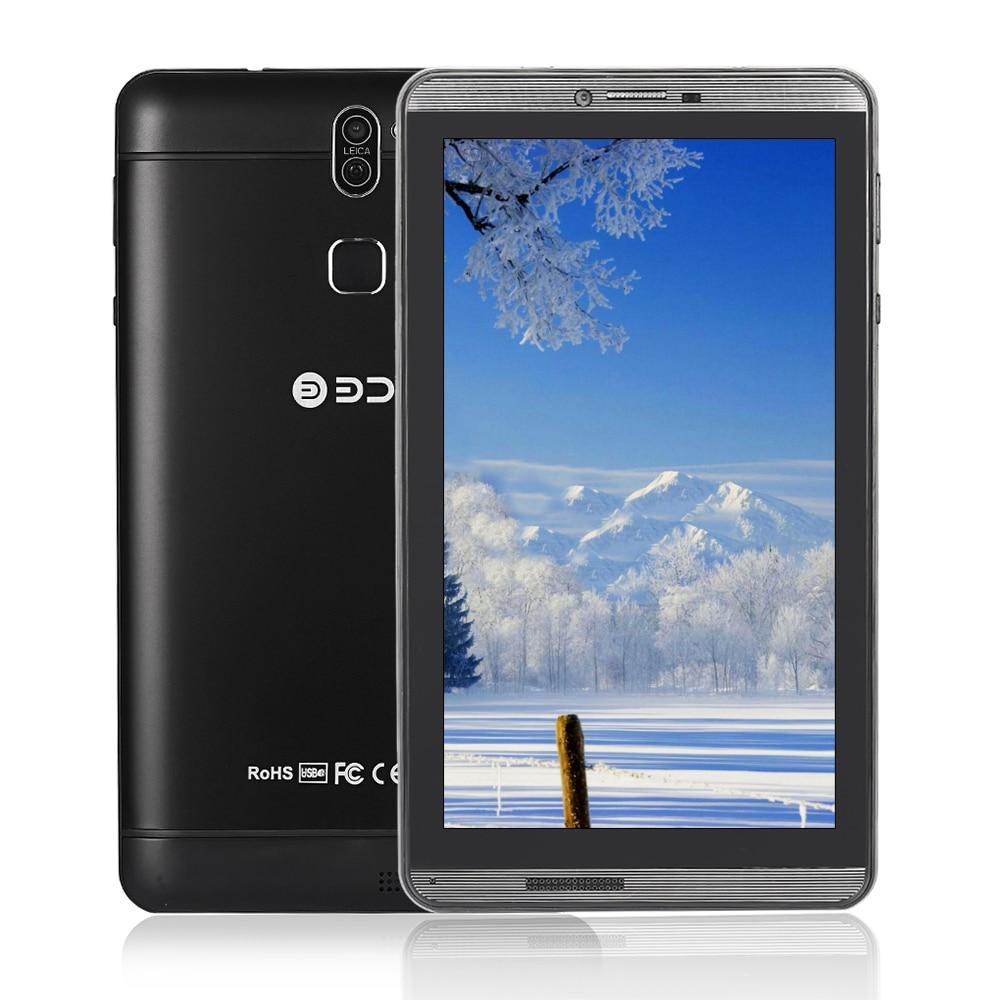 New Tablets 7 Inch Tablet Pc Google Play Android 6.0 Quad Core 1GB RAM 16GB ROM Mini Pad WiFi Bluetooth Dual SIM