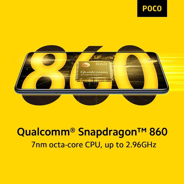 POCO X3 Pro NFC EAC Version 8GB 256GB RU Smartphone Snapdragon 860 120Hz 48MP AI Camera 5160 Battery 33w Charging 3