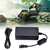 29V 2A Sofa Universal Power Supply Adapter Overload Protection Durable Electric Recliner Massage Chair Charger 2Pin Transformer