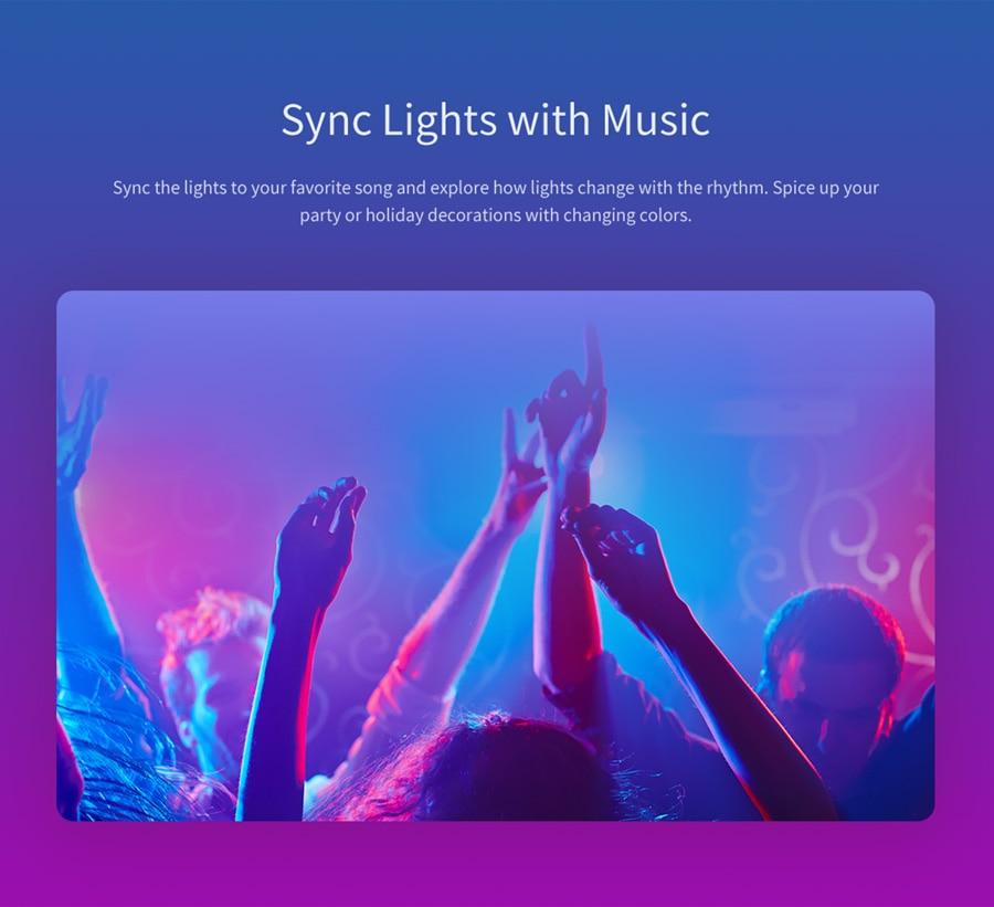 Xiaomi Yeelight Smart LED Bulb 1S (Color) 8
