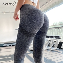 Fitness Leggings Pants Activewear Sports-Clothes Yoga Women Gym High-Waist Athletic Stretchy