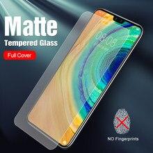 Bezpieczne szkło mrozowe do Huawei Mate 30 20 Lite 20 Lite matowe szkło Tremp na Hauwei Mate30 Mate20Lite folia ochronna do ekranu
