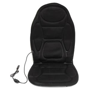 Image 4 - 12V électrique chauffé siège de voiture housse de coussin siège chauffage plus chaud hiver ménage chauffage siège coussin