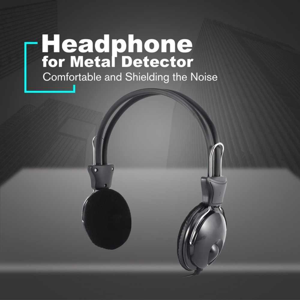 Наушники для металлический тестер детектор золота Охотник за сокровищами подземный сканер интимные аксессуары Запчасти без шум