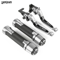 For BMW S1000RR Motorcycle Brake Clutch Lever & 7/8 Handlebar Grips S1000RR 2010 2011 2012 2013 2014 2015 2016 CNC Accessories
