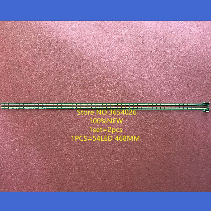 New 2 PCS LED Backlight Strip For LG 42LA660 47LA740 47LA6608 42LA740V 42LA660S 6922L-0072A 6920L-0001C LC420EUH PF P1 F1