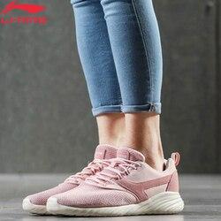 (Break Code)Li-Ning Women LN HUMBLE Lifestyle Shoes Breathable LiNing li ning Sport Shoes Light Weight Sneakers AGCN068 YXB131